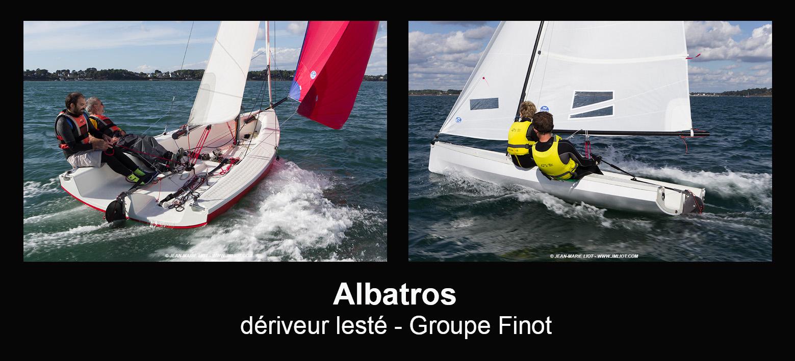 Albatros bateaux