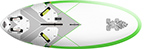 atom IQ windsurfer 150x49